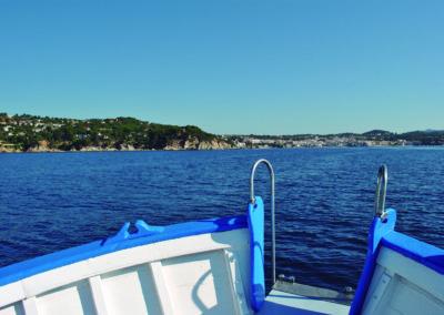 Poseidon Boat Tours - El vaixell (2)