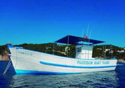 Poseidon Boat Tours - El vaixell (6)