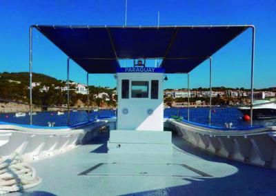 Poseidon Boat Tours - El vaixell (7)